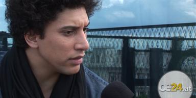 Andreas Bourani im Talk mit oe24