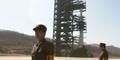 Nordkoreas Rakete ist ins Meer gestürzt