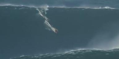 Surf-Weltrekord von Amerikaner eingestellt
