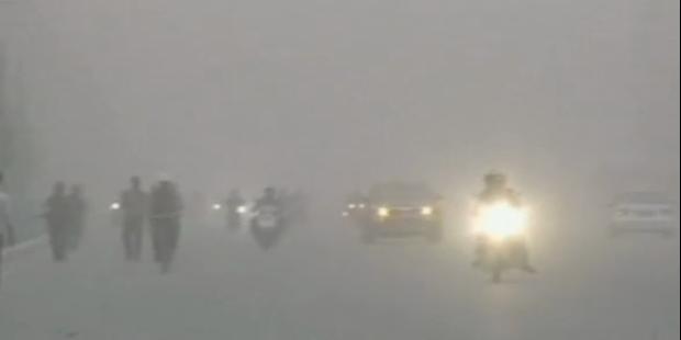 Sandsturm fegt über weite Teile Chinas