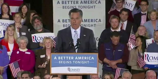 Romney gewinnt in Arkansas und Kentucky 