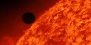 Jahrhundertereignis: Venus zog vor Sonne vorbei