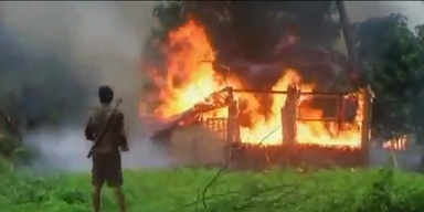 7 Todesopfer nach Krawallen in Burma