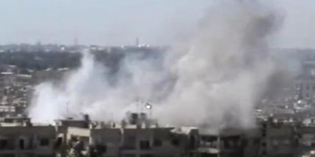 Beschuss von Daraa fordert über 15 Tote