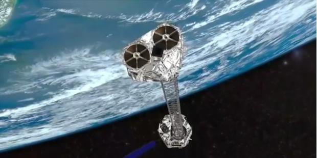 Röntgen-Teleskop ins Weltall gestartet