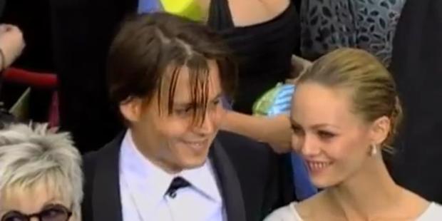 Johnny Depp und Vanessa Paradis trennen sich