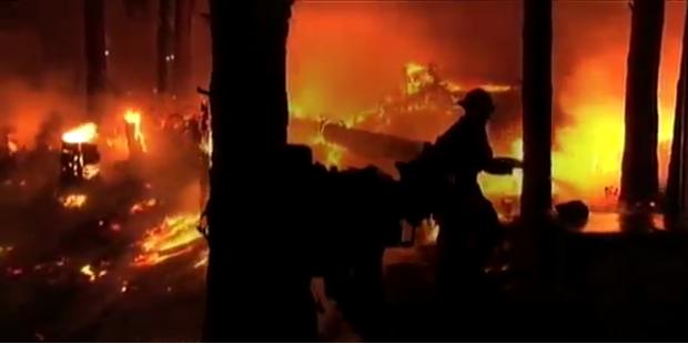 Flammeninferno in Colorado