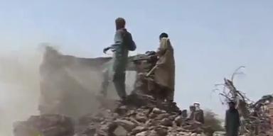 Islamisten zerstören Weltkulturerbe in Mali