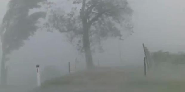 Heftige Unwetter überrollen Österreich