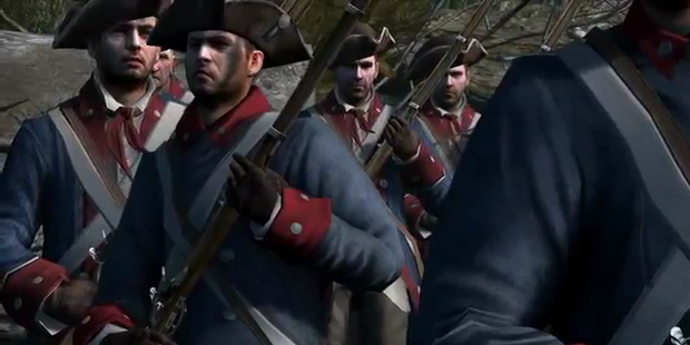 Assassin_s Creed 3 - Independence Trailer 1
