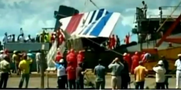 Todes-Flug AF 447: Piloten überfordert