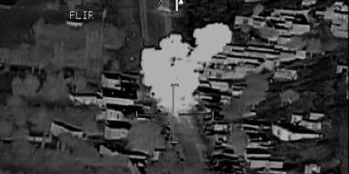 US-Pilot singt beim Töten eines Zivilisten