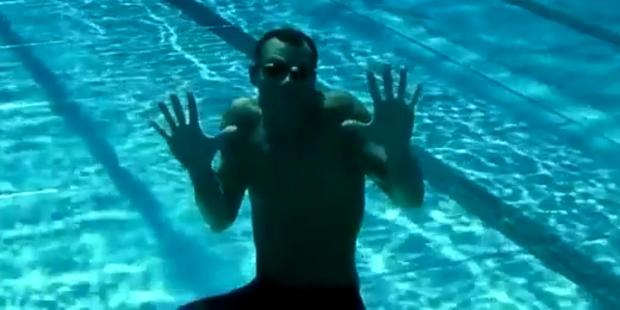 US-Schwimmteam-Video zu 'Call me maybe'