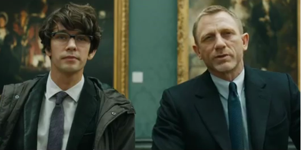 Neuer Bond Trailer