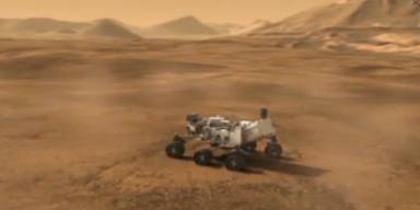 """Marsroboter """"Curiosity"""" landete erfolgreich"""