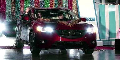 Video zeigt neuen Mazda 6 Kombi (2013)