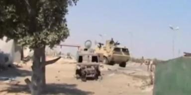 Sinai: 30 Extremisten bei Luftangriff getötet