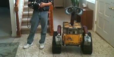 USA: Tüftler baute einen echten Wall-E