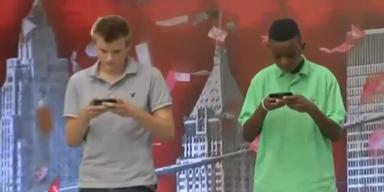 17-Jähriger schnellster SMS-Tipper der Welt