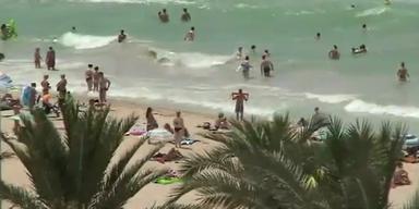 Südeuropa leidet unter extremer Hitzewelle