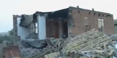 Horror-Erdbeben im Iran: Über 250 Tote