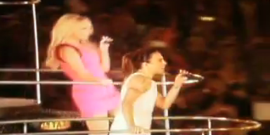 Spice Girls live at Olympia 2012