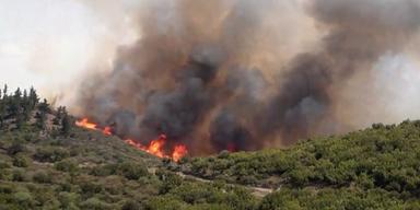 Brände auf La Gomera bedrohen Ferienort