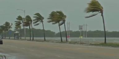 Hurrikan Isaac steuert auf New Orleans zu