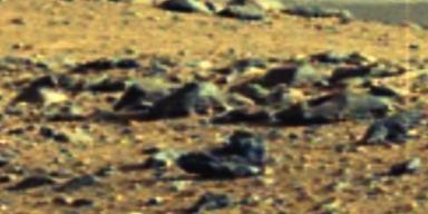 Jetzt auch noch Schuh am Mars entdeckt?