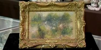 USA: Renoir-Gemälde für nur 7 Dollar gekauft