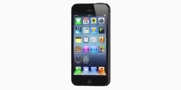 Der offizielle iPhone 5-Trailer