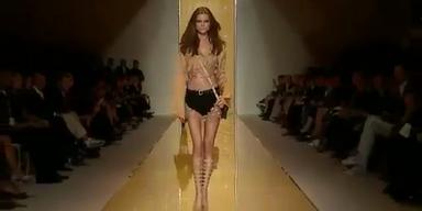 Mailand Fashion Week: Versace SS 2013