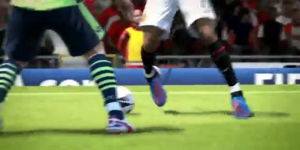 Gamescom Trailer: Das neue FIFA 13