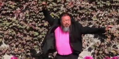 """Ai Weiwei dreht eigene """"Gangnam-Style"""" Parodie"""