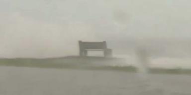"""Wirbelsturm """"Sandy"""" wütet auf Karibik-Inseln"""