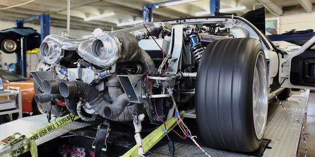 Ford GT rast mit 455 km/h zum Weltrekord