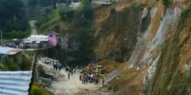Erdbeben tötete 52 Menschen in Guatemala