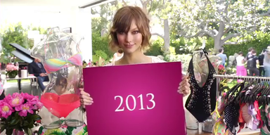 Victoria's Secret Angels: What is sexy 2013
