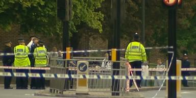 Mann mit Fleischerbeil in London brutal ermordet