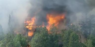 Waldbrände in Colorado geraten außer Kontrolle