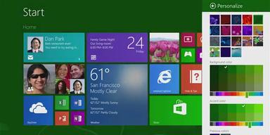 Microsoft präsentiert Windows 8.1 Beta