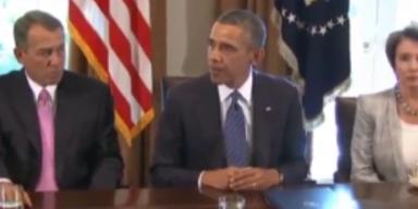 Republikaner Boehner stützt Obamas Syrien-Plan