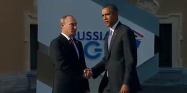 G-20-Gipfel: USA geben Poker um Syrien auf