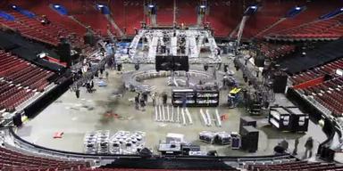 Cirque du Soleil: Der spektakuläre Aufbau