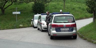 Blutbad bei Geiselnahme in Niederösterreich