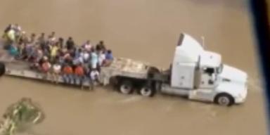 80 Tote: Tropensturm 'Manuel' wütet in Mexiko