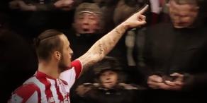 Arnautovics beste Tore in Stoke City