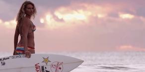 So sexy ist Surf-Star Janni Hönscheid