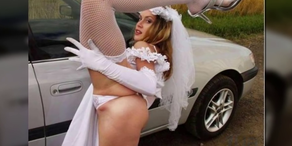 Die 40 schlimmsten Hochzeitsfotos