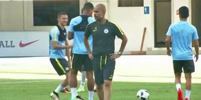 Guardiola fordert Fitness